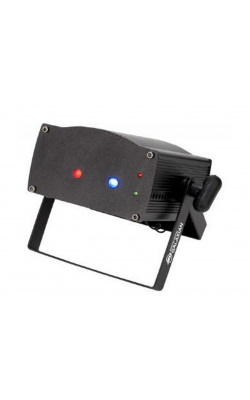 MICRO ROYAL GALAXIAN - Micro Series Laser 3D Light Show (Red, Blue)
