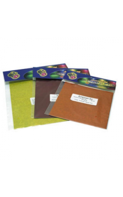"CGS-9B - Gel paper for Par-64 Cans, 9""x9"" (Amber, Turquoise, Mauve, Pink)"