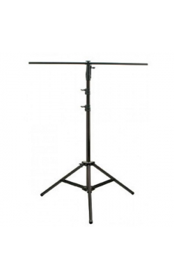 LTS-10B - 10' HEAVY STAND BLACK