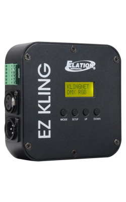 EZ KLING - EZ KLING; EZ KLING IS AN RJ45 TO DMX AN