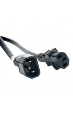 ECCOM-6 - 6' IEC AC Extension Cord