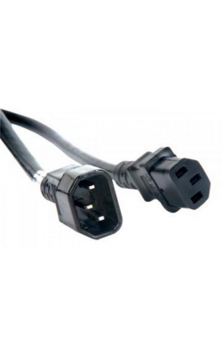 ECCOM-3 - 3' IEC AC Extension Cord