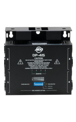 DP-415 - 4-Channel Dimmer Pack/Switch Pack