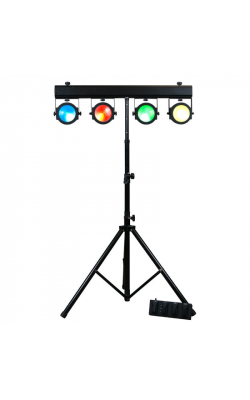 DOTZ TPAR SYS - Portable Stage Lighting with Stand and Controller