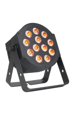 12P HEX - LED PAR Fixture with 12x 12-Watt, 6-IN-1 HEX LEDs