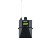 P3RA-G20 - PSM300 Series Professional Wireless Bodypack Receiver (G20 band)