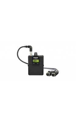 P9HW= - PSM900 Wired Bodypack Personal Monitor
