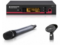 EW 100-935 G3-A - SKM100 G3 handheld transmitter with e935 cardioid
