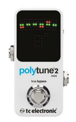 POLYTUNE 2 MINI - TC ELEC Polytune 2 Mini