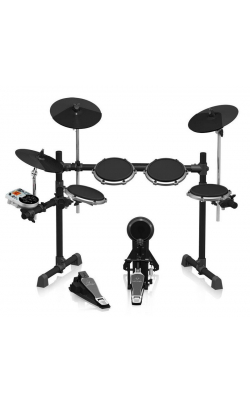 XD80USB - High-Performance 8-Piece Electronic Drum Set with