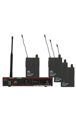 AS-900-4N1 - Wrlss Prsnl Mon Series Band Pack