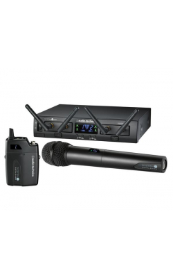 ATW-1312/L - System 10 PRO Series Lav/Handheld Digital Wireless