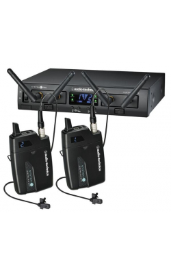 ATW-1311/L - System 10 PRO Series Dual Lav Digital Wireless