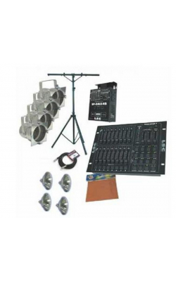 STAGE SYSTEM A - AMER-DJ STAGE SYSTEM A