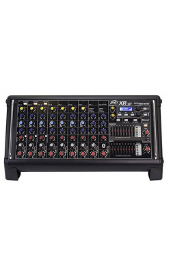 XR-AT POWERED MIXER - PEAV MI XR-AT POWERED MIXER