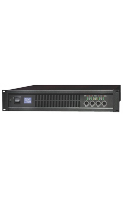 CX204V - CX Series 600W 70/140V 4-Channel Amplifier