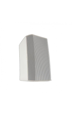 "AD-S4T-WH - AcousticDesign Series 4"" Surface Mount Speaker (White)"