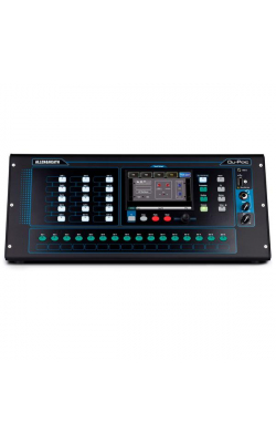 QU-PAC-32 - QU Series Compact Digital Mixer with Touchscreen Control