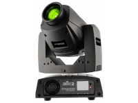 INTIMSPOT255IRC - Moving head spot fitted with a 60W LED