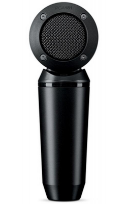 PGA181-XLR - Side-address cardioid condenser microphone - XLR-X