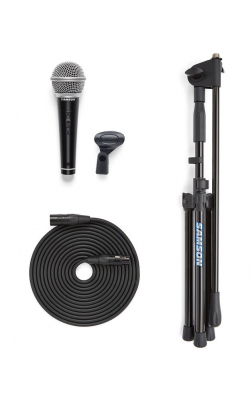 VP10X - Microphone Value Pack - R21S/MK10/XLR-XLR/MIC CLIP