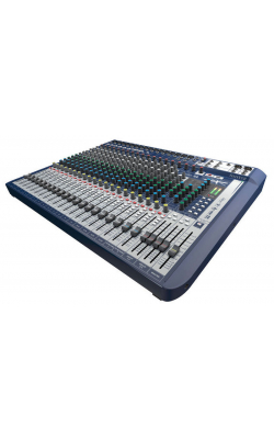 SIGNATURE 22 (US) - SOUNDCRAFT Signature 22