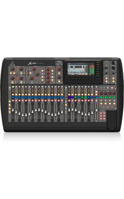 X32 - 40-Input, 25-Bus Digital Mixing Console with 32 Pr
