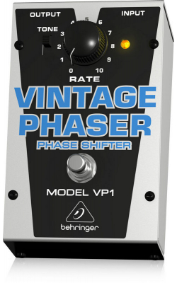 VP-1 - Authentic Vintage-Style Phase Shifter x000