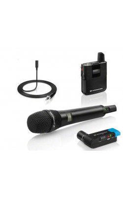 AVX-COMBO SET-4-US - ENG Set: Includes handheld transmitter with MD 42