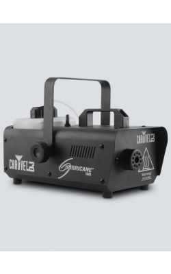 H1000 - Lightweight and compact fog machine combining dens