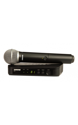 BLX24/PG58-H9 - Vocal System with (1) BLX4 Wireless Receiver and (