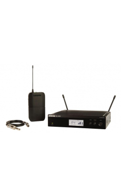 BLX14R-H10 - Guitar Wireless System with (1) BLX4R Wireless Re