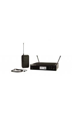 BLX14R/W93-H9 - Instrument System with (1) BLX4R Wireless Receiver
