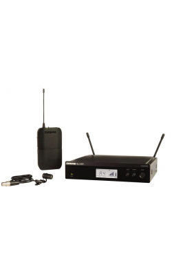 BLX14R/W85-H9 - Instrument System with (1) BLX4R Wireless Receiver
