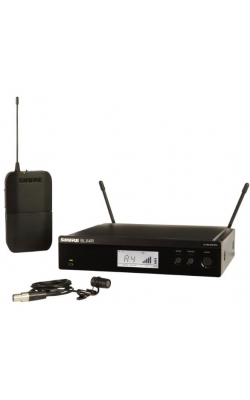 BLX14R/W85-H10 - Instrument System with (1) BLX4R Wireless Receiver