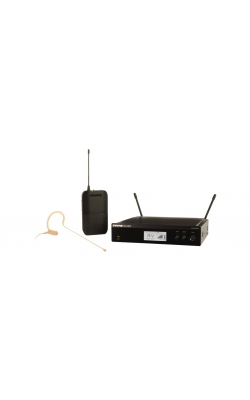 BLX14R/MX53-H10 - Headset System with (1) BLX4R Wireless Receiver, (