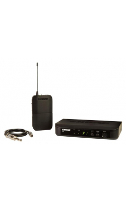 BLX14-H9 - Guitar Wireless System with (1) BLX4 Wireless Rece