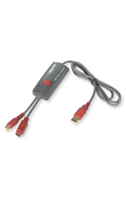 IC167A-R2 - USB 2.0 High-Quality Video Adapter