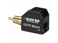 IC444A-RCA - CCTV Balun w/RCA Connector