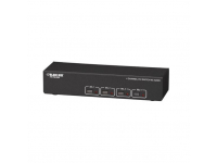 AC1032A-4A - DVI Switch w/Audio and Serial Control, 4-Channel