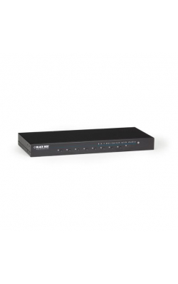 AVSW-DVI8X1 - 8 x 1 DVI Switch w/Audio