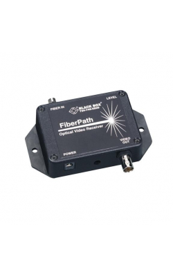 AC446A-RX - FiberPath Receiver (without Power Supply)