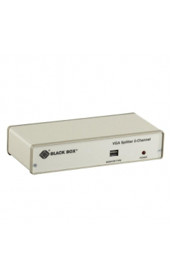 AC056A-R4 - VGA 2-Channel Video Splitter, 115-VAC
