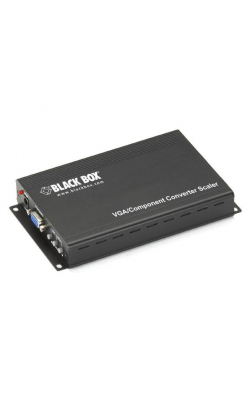 AC345A-R2 - VGA/HDTV Video Scaler Plus