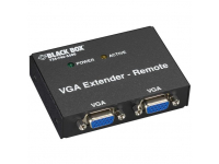 AC555A-REM-R2 - VGA Receiver, 2-Port