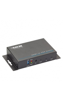 AVSC-HDMI-VGA - HDMI-to-VGA Scaler and Converter w/Audio