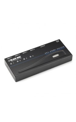 AVSW-HDMI4X1 - 4 x 1 HDMI Switch