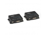 AVX-DVI-TP-100M - XR DVI-D Extender w/Audio, RS-232, and HDCP