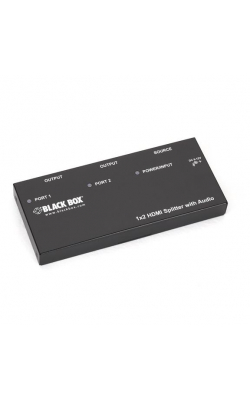 AVSP-HDMI1X2 - 1 x 2 HDMI Splitter w/Audio