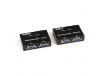 AC555A-R2 - VGA Extender Kit, 2-Port Local, 2-Port Remote